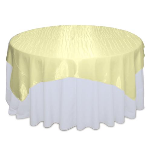 Yellow Mirror Table Overlay Rental Yellow Mirror Overlay Rental