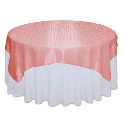 Coral Mirror Table Overlay Rental Coral Mirror Overlay Rental
