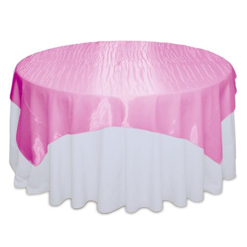 Pink Raspberry Mirror Table Overlay Rental Pink Raspberry Mirror Overlay Rental