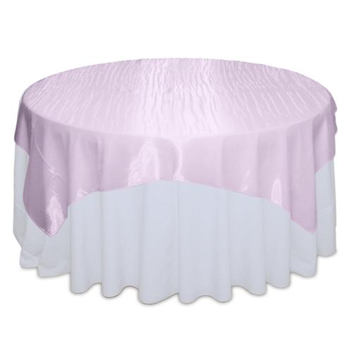 Light Pink Mirror Table Overlay Rental Light Pink Mirror Overlay Rental