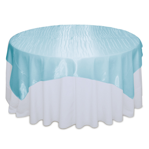 Tiffany Blue Mirror Table Overlay Rental Tiffany Blue Mirror Overlay Rental