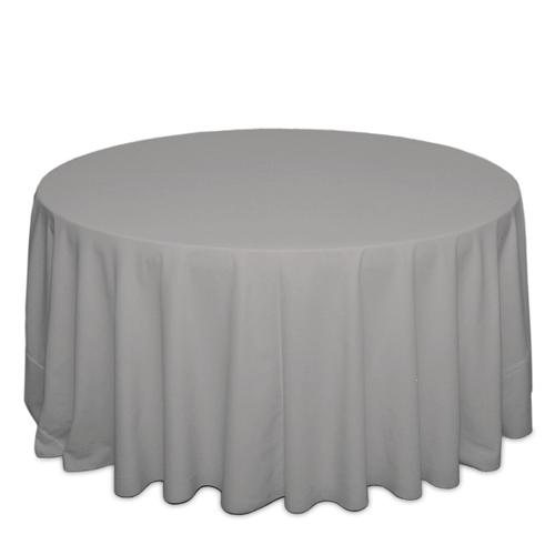 Grey Tablecloths Grey Polyester Tablecloth Rentals