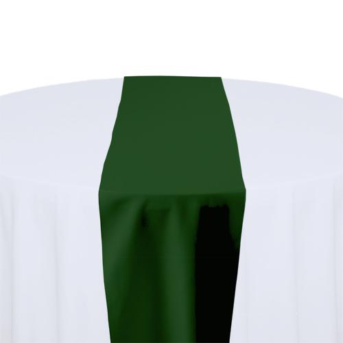 Moss Table Runner Moss Solid Polyester Table Runner Rental