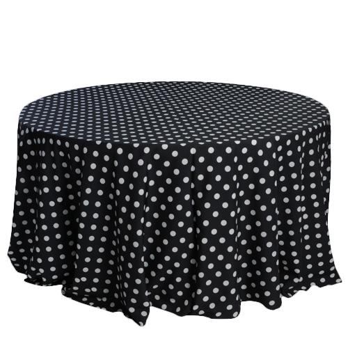 Polka Dot Tablecloths