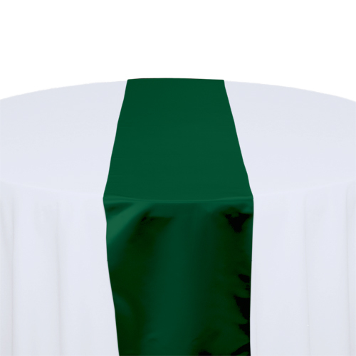 Hunter Satin Table Runner Rental