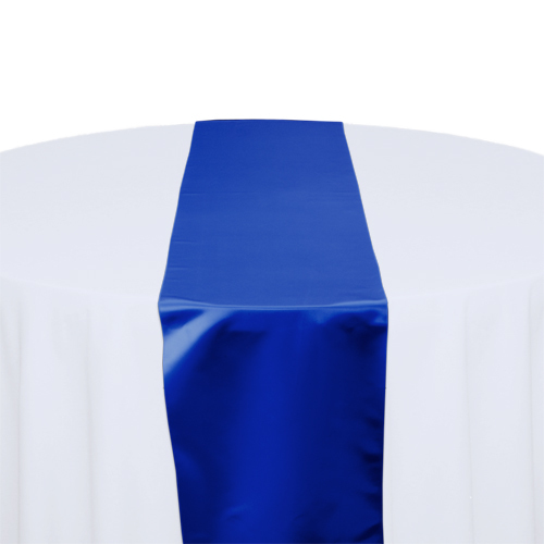 Royal Satin Table Runner Rental Royal Polyester Satin Table Runner Rental