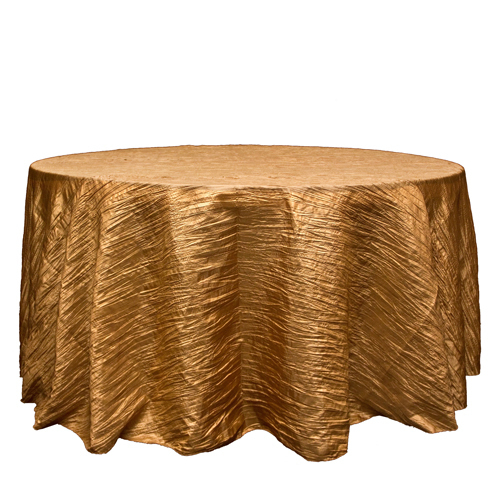 Accordian Taffeta Tablecloths