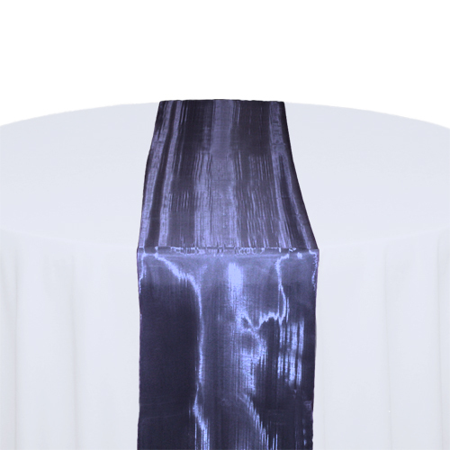 Navy Mirror Table Runner Rental Navy Mirror Table Runner Rental