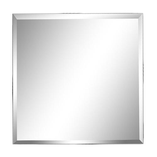 "Square Beveled Mirror Rental - 12"" x 12"" 12""x12"" Square Mirror Rental"