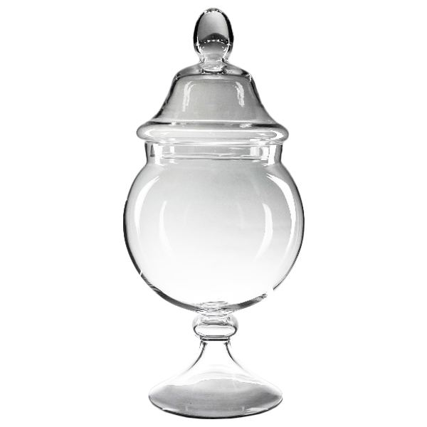"21"" Apothecary Candy Jar Rental 21"" Apothecary Candy Jar Rental"
