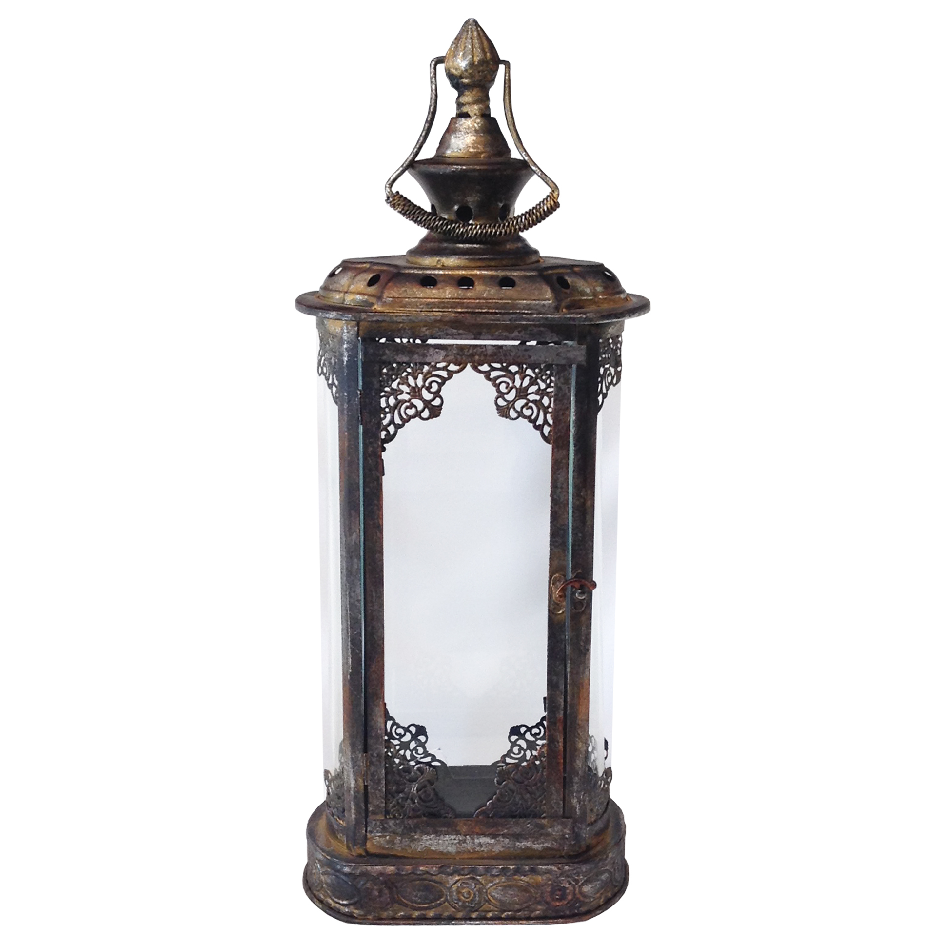 Bronze Metal Lantern Rental Bronze Metal  Lantern Rental
