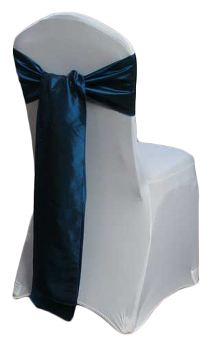 Calypso Taffeta Chair Sashes