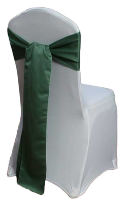 Clover Matte Satin Chair Sashes