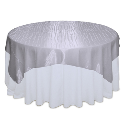 Silver MirrorTable Overlay Rental