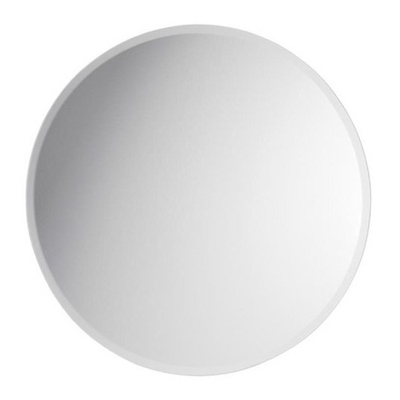 Round Beveled Mirror Rental - 14