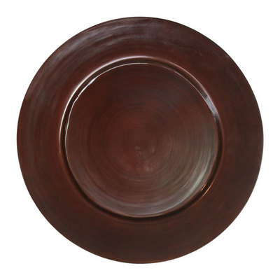 Copper Charger Plates
