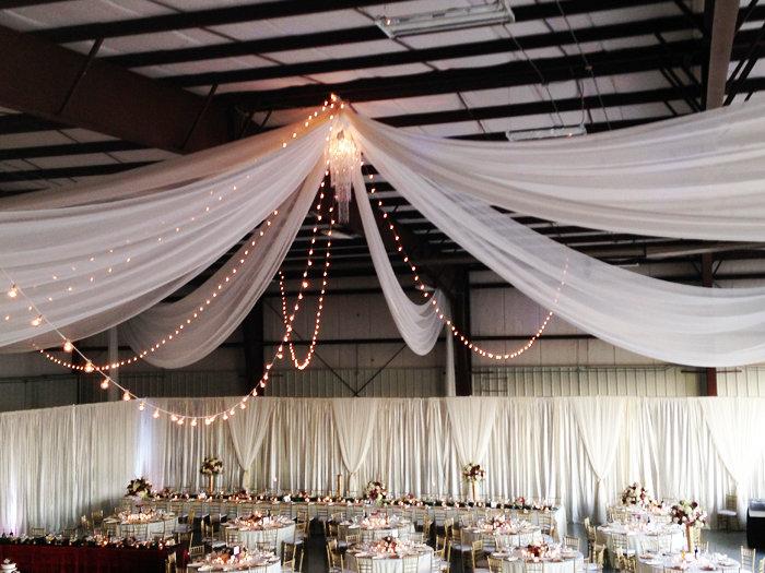 Italian Lights - Bistro Lighting - Wedding Lighting