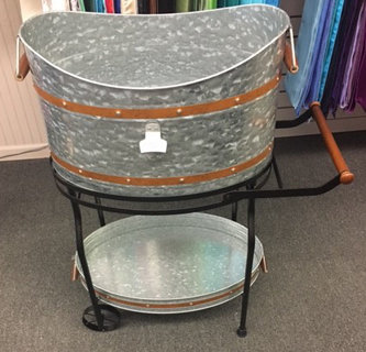 Beverage Tub & Cart Beverage Tub & Cart