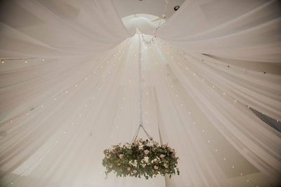 Glen Oaks Country Club - West Des Moines - Ceiling Draping