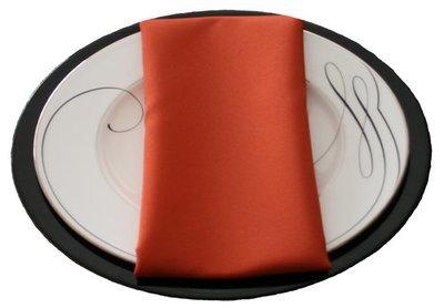 Burnt Orange Napkins