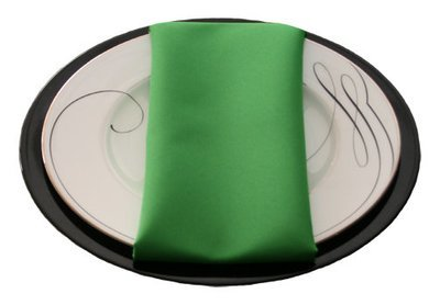Kelly Green Napkins