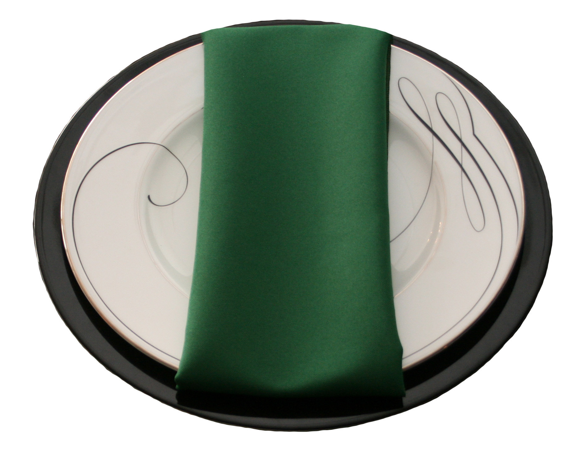 Moss Green Napkins Moss Polyester Napkin Rental