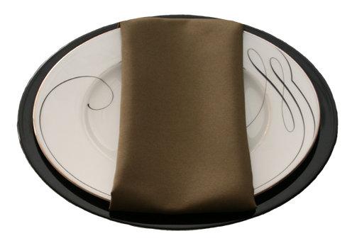 Olive Napkins Olive Polyester Napkin Rental