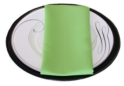 Lime Green Napkins