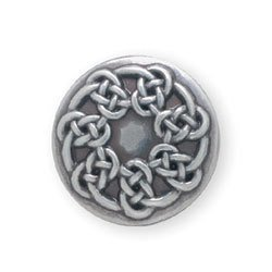 Pictish Knot Concho