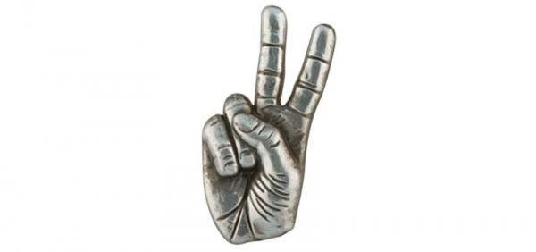 Hand of Peace Concho