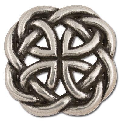 Celtic Filagree Round Concho