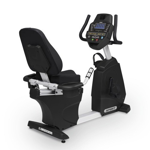 Spirit Fitness CR800 Recumbant Cycle