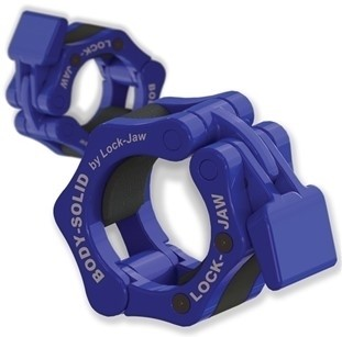 "Lock Jaw Olympic Barbell Collars (set) 2"""