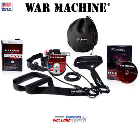 CrossCore180® War Machine Rotational Bodyweight Training™ System