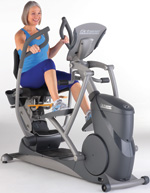 Octane xRide xr6000 Seated Elliptical Trainer