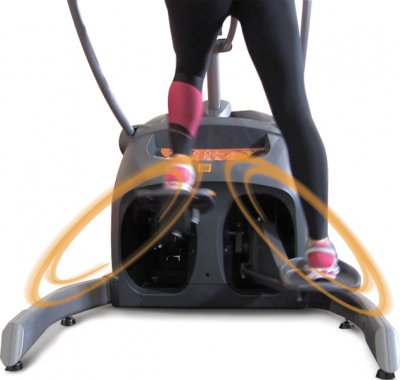 Octane Fitness LX8000 Lateral Motion Trainer