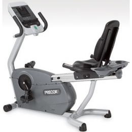 Precor 846i-R Experience Recumbent Exercise Bike - Reconditioned