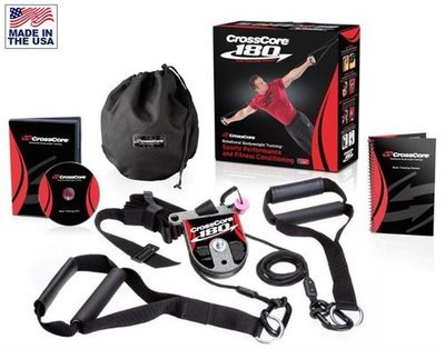 CrossCore180® Rotational Bodyweight Training™ System