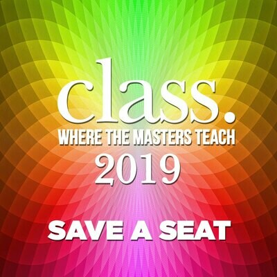 CLASS 2019 - SAVE YOUR SEAT