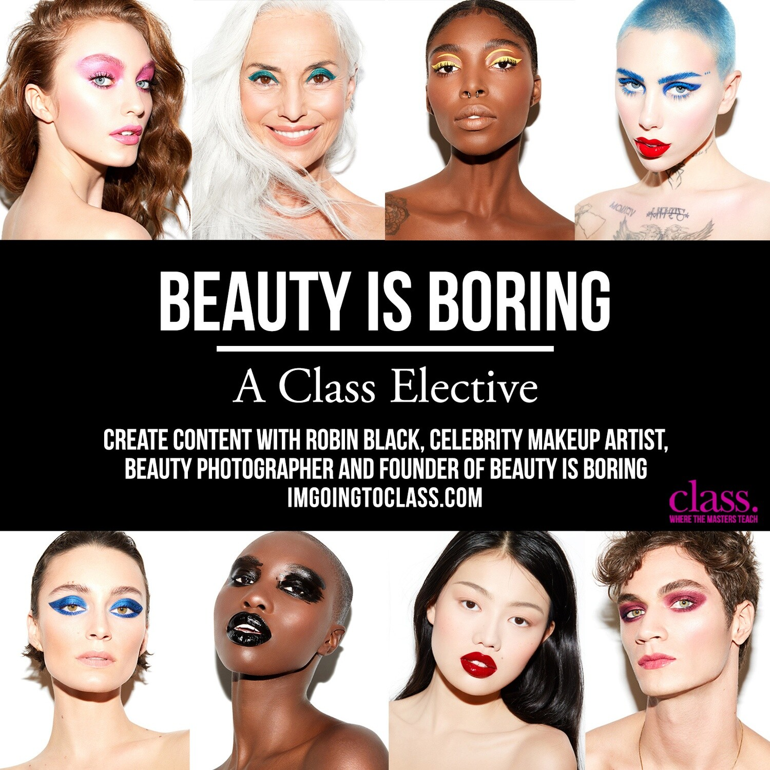 ELECTIVE - BEAUTY IS BORING - BOTH DAYS