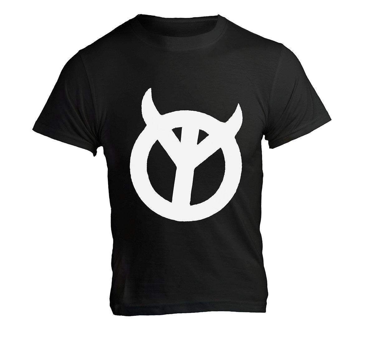 T-Shirt «Peace» Schwarz