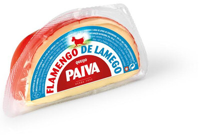 Flamengo / Cows Milk Cheese (Semi Cured) (Paiva) (Portugal) 12 oz/ 0.75 lb