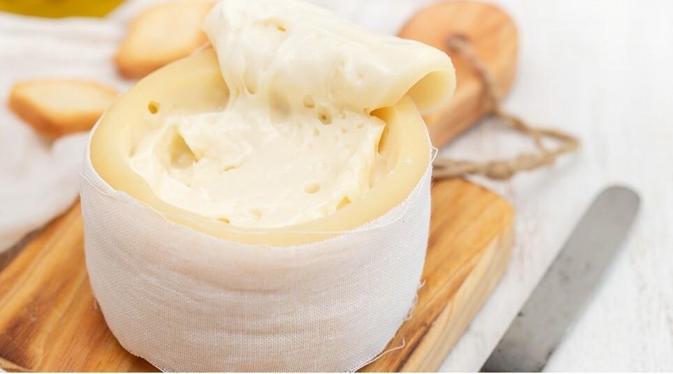 Queijo Da Serra/ Creamy Sheep's Milk Cheese (Flor Da Beira) (Portugal) 16 oz/ 1 lb