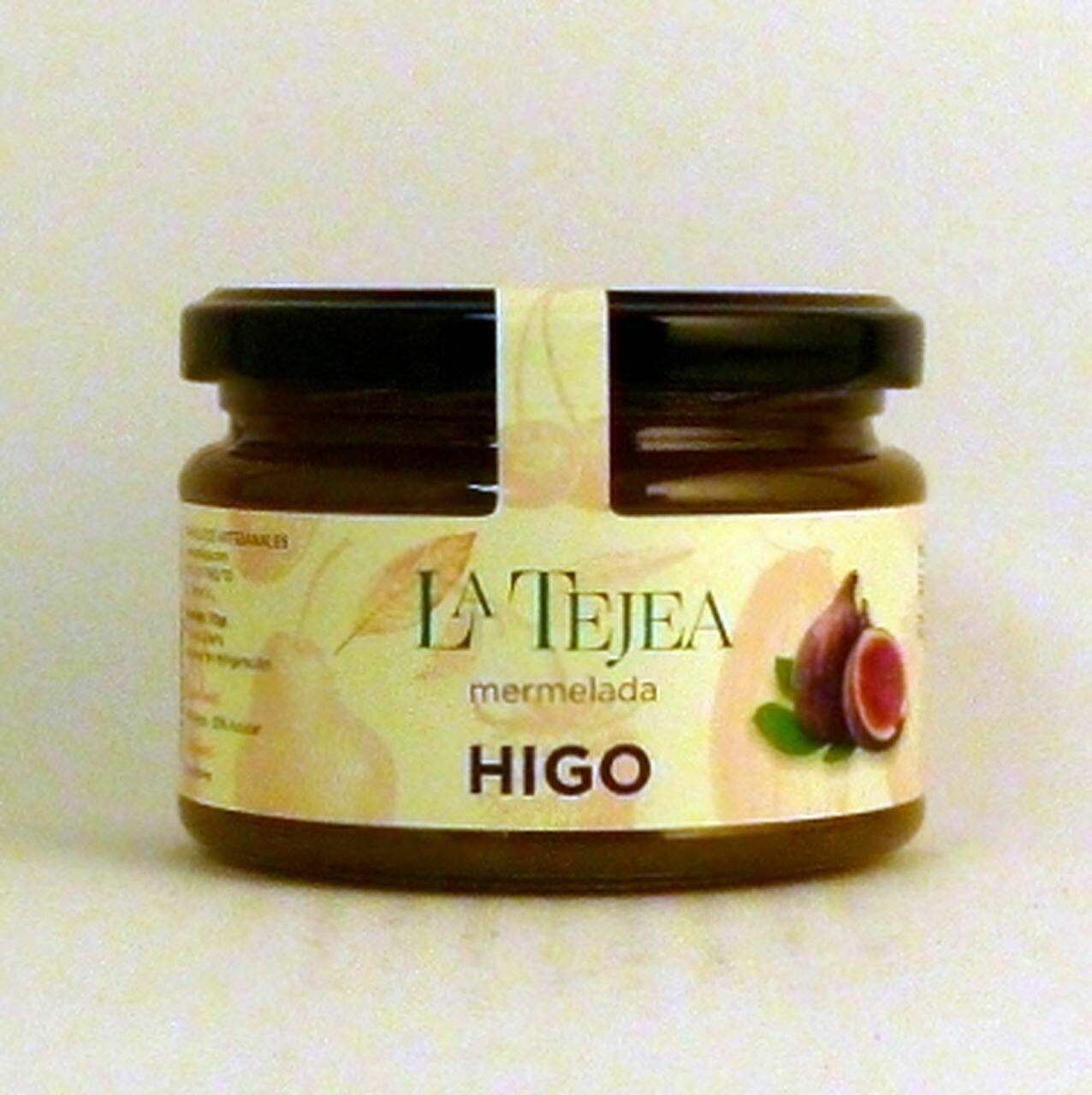 Fig Jam / Doce 270 gr (La Tejea) -