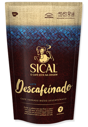 Cafe Sical (Moido/Ground) (250gr) [DECAFE)