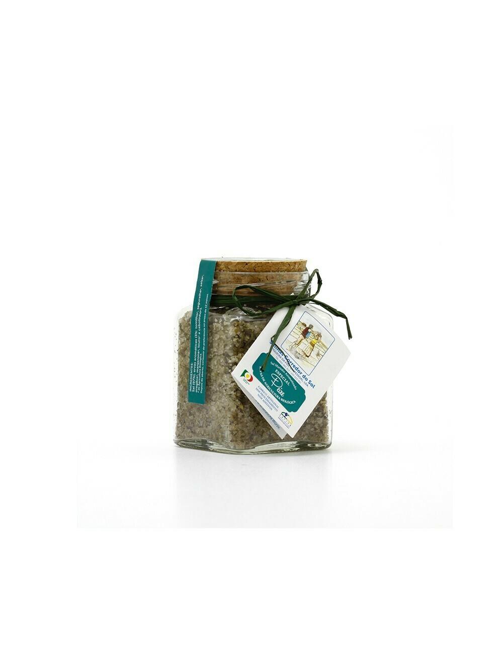 Sea Salt for Seasoning Fish/ Peixe (200gr)