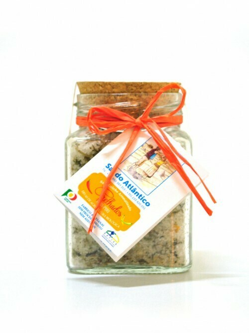 Sea Salt with Piri Piri (200gr)