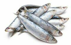 Portuguese Sardines (12 lbs) (Ship Separately - Ship Next Day)