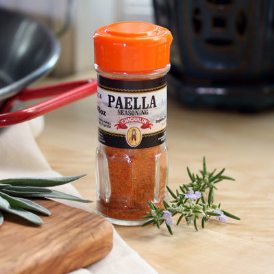 Paella Seasoning in Shaker (42 gr)