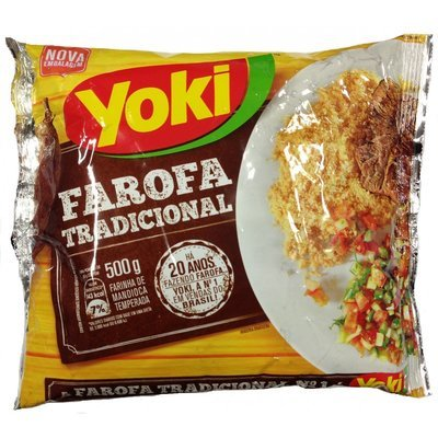 Yoki Farofa Tradicional (500gr) (On Sale)